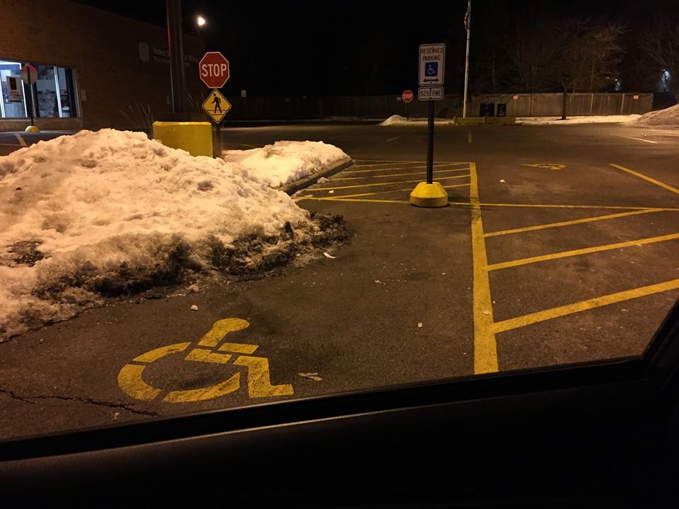 Discount Tire Closest To Me >> handicap parking.